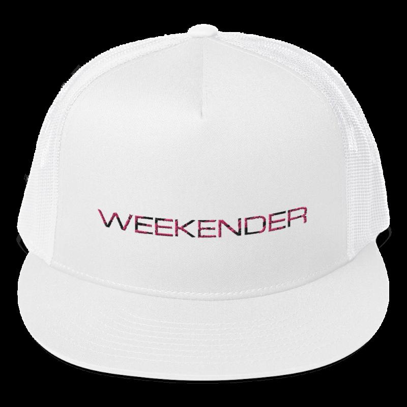 Weekender Trucker Cap 1