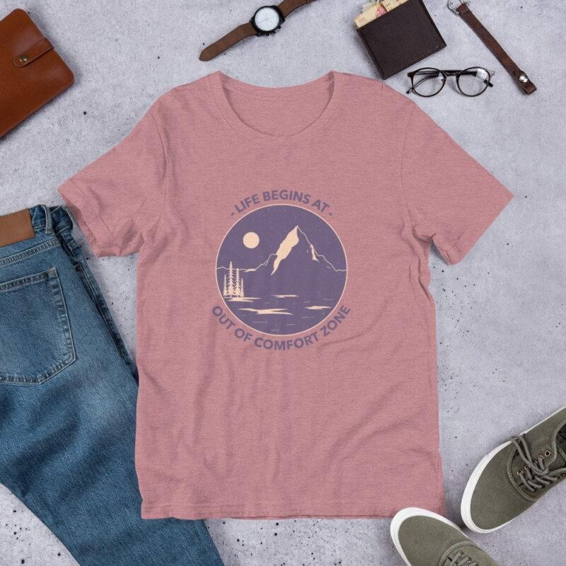 Take A Leap Of Faith Unisex Premium T-shirt 13