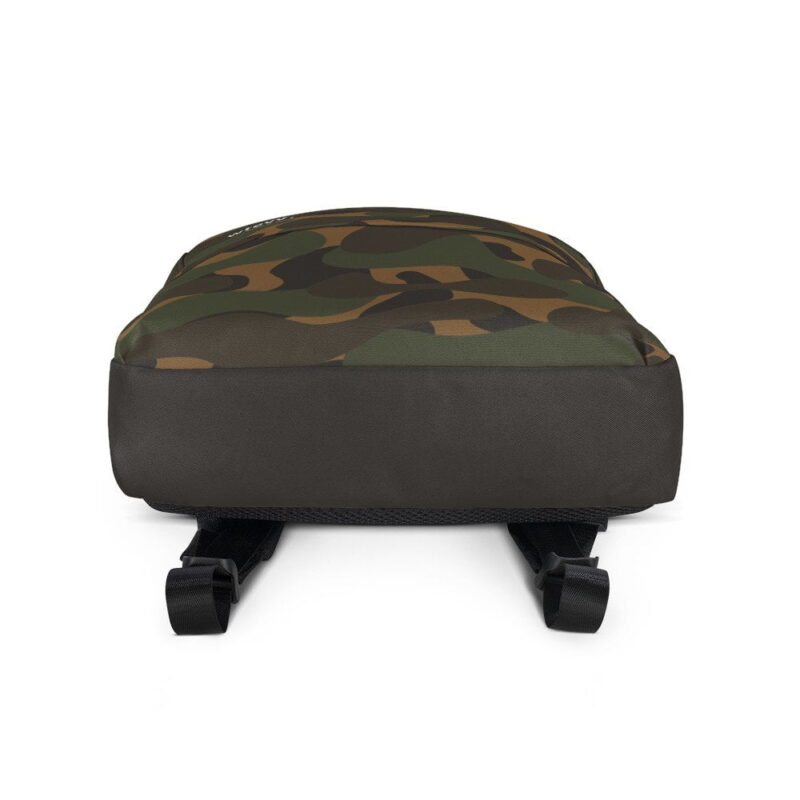 Dark Camouflage Backpack 5