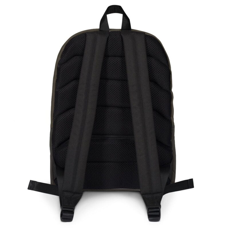 Dark Camouflage Backpack 2