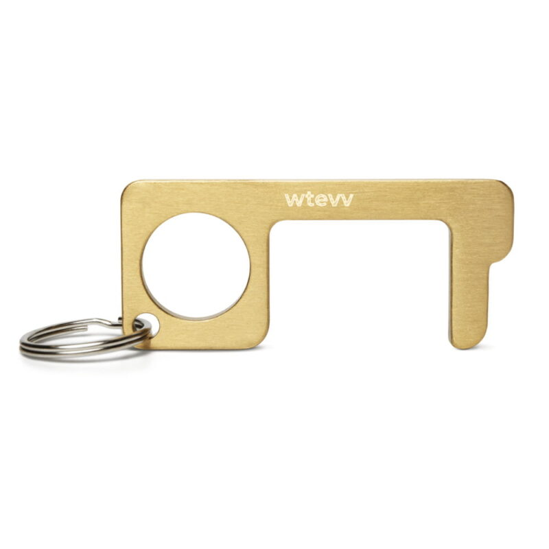 Wtevv Engraved Brass Touch Tool 1