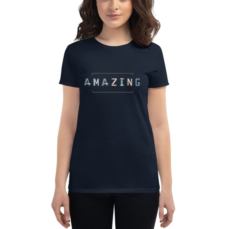 Amazing Women's Short Sleeve T-shirt 2