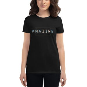 Amazing Women's Short Sleeve T-shirt