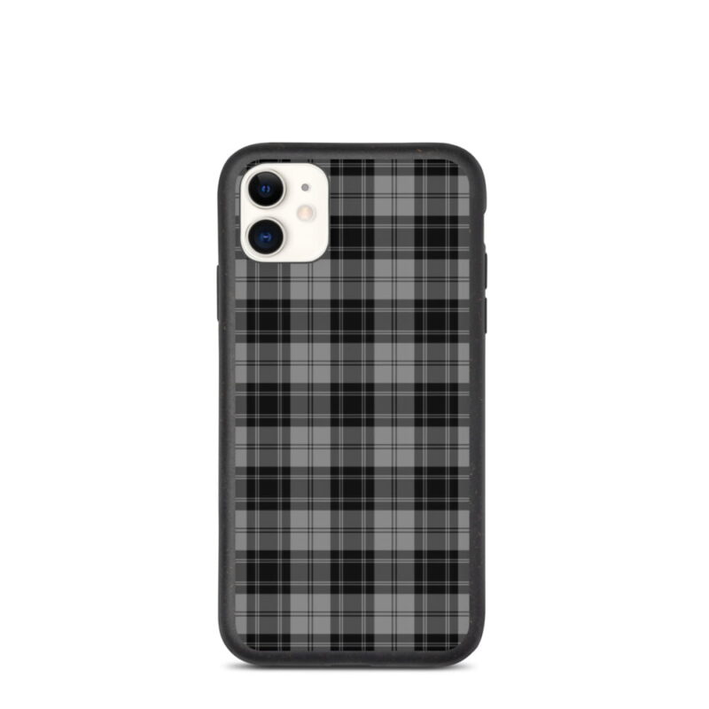 Great Check Biodegradable iPhone Case 2