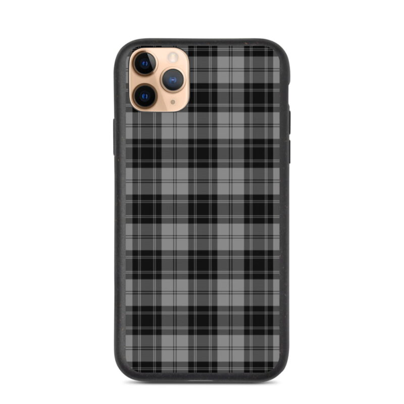 Great Check Biodegradable iPhone Case 4