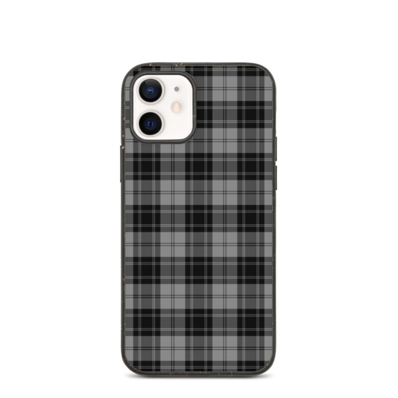 Great Check Biodegradable iPhone Case 5