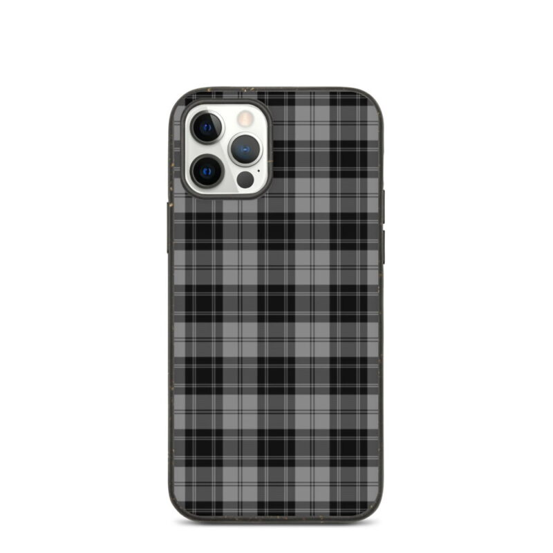 Great Check Biodegradable iPhone Case 7