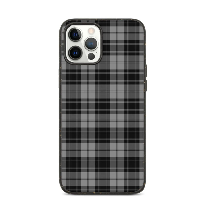 Great Check Biodegradable iPhone Case 1