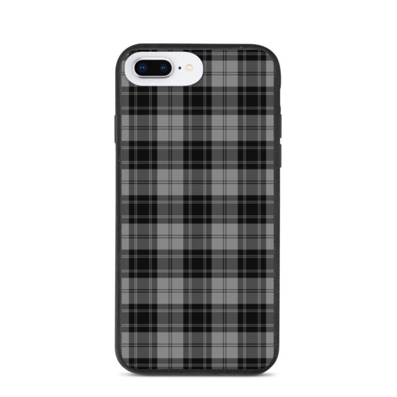 Great Check Biodegradable iPhone Case 8