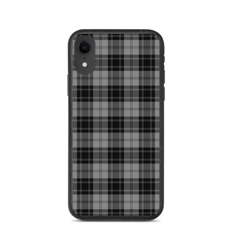 Great Check Biodegradable iPhone Case 11