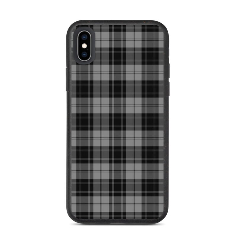 Great Check Biodegradable iPhone Case 12