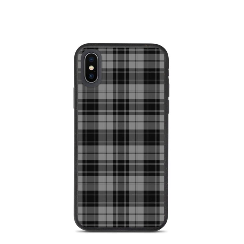 Great Check Biodegradable iPhone Case 10