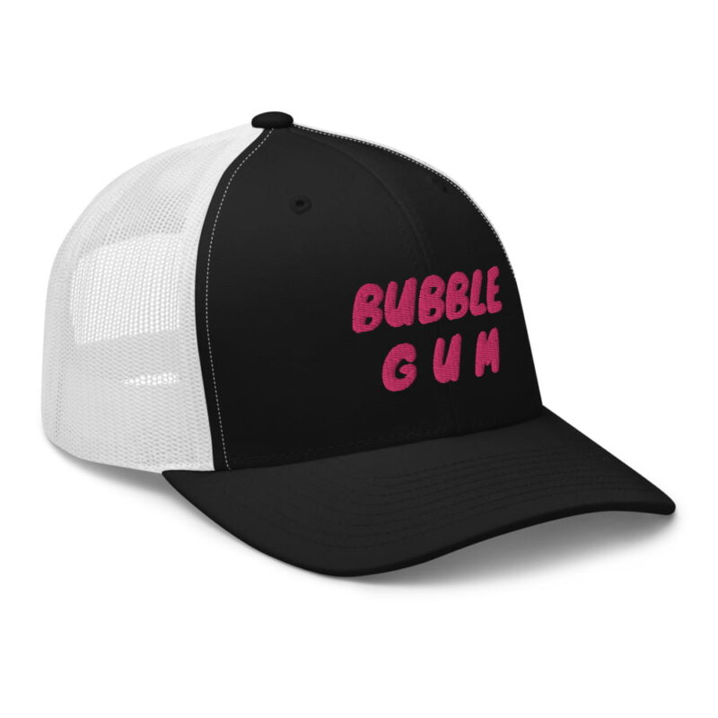 Bubble Gum Trucker Cap 5