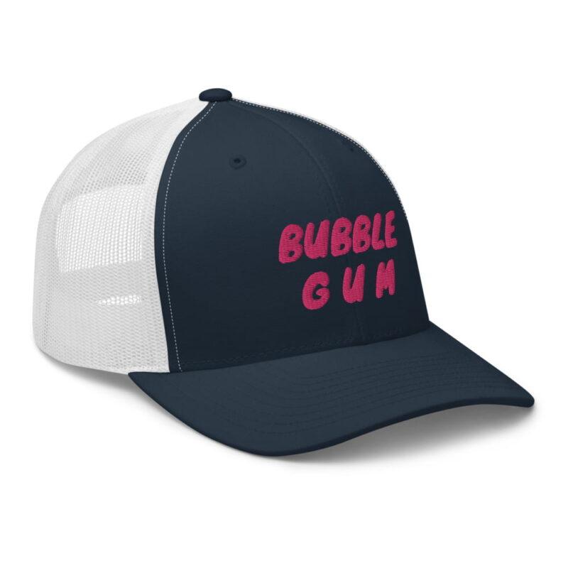 Bubble Gum Trucker Cap 8
