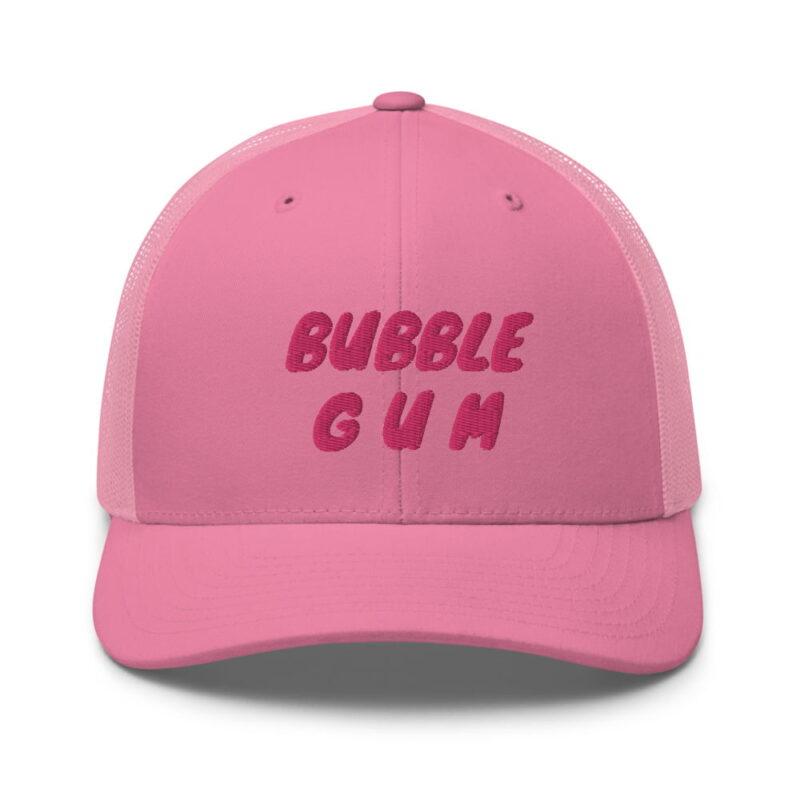 Bubble Gum Trucker Cap 9