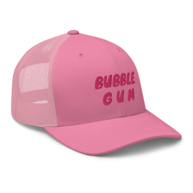 Bubble Gum Trucker Cap 11