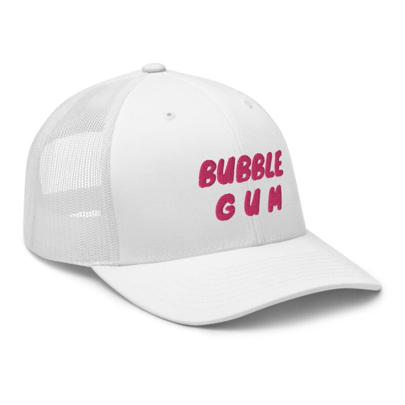 Bubble Gum Trucker Cap 13
