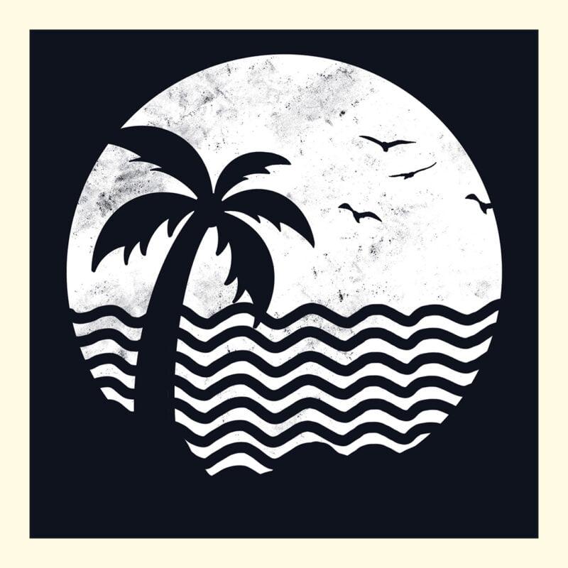 Beach Life Short-Sleeve Unisex T-Shirt 1