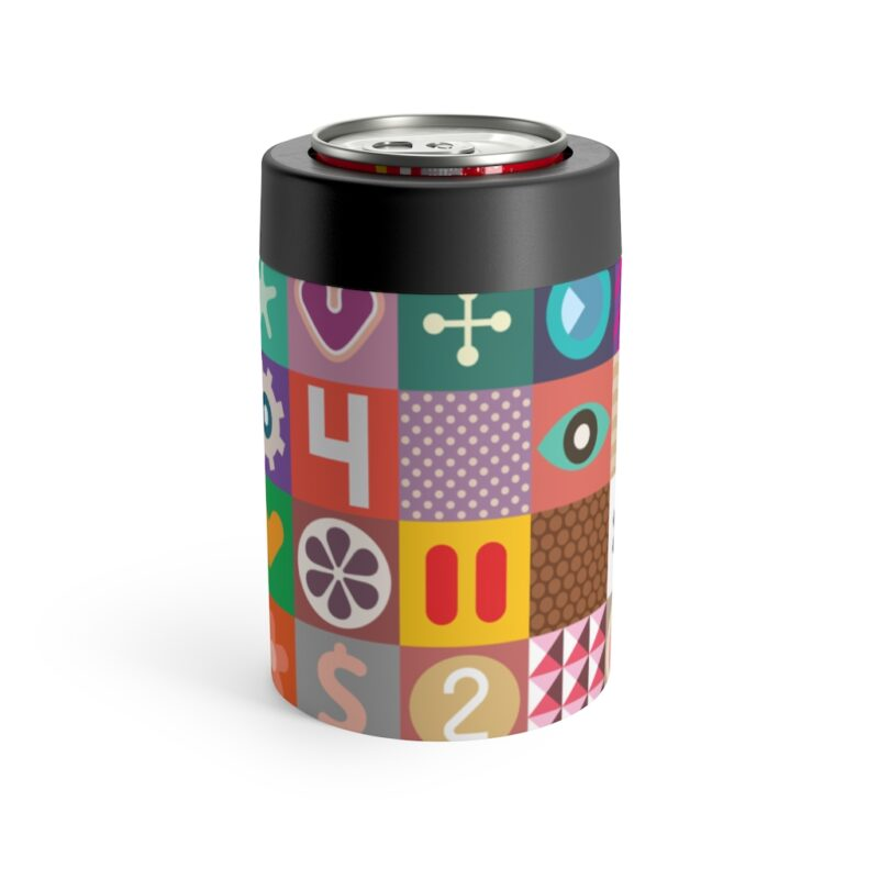 Colorful Motifs Maximalism Can Holder 3