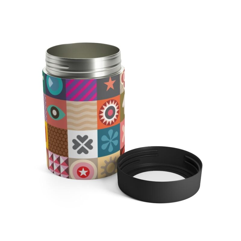 Colorful Motifs Maximalism Can Holder 5