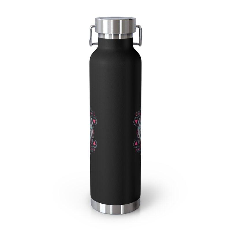 Bear Geometry Design Vacuum Insulated Bottle 3