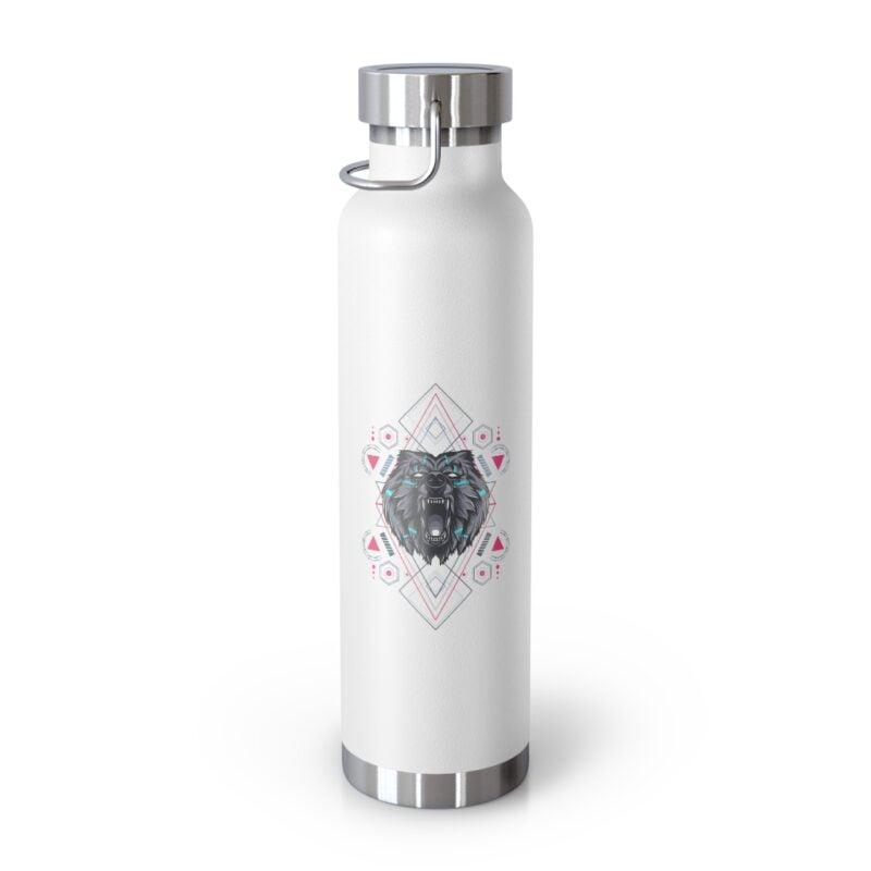 Bear Geometry Design Vacuum Insulated Bottle 8