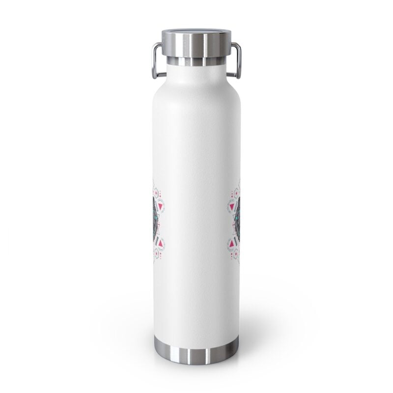 Bear Geometry Design Vacuum Insulated Bottle 9