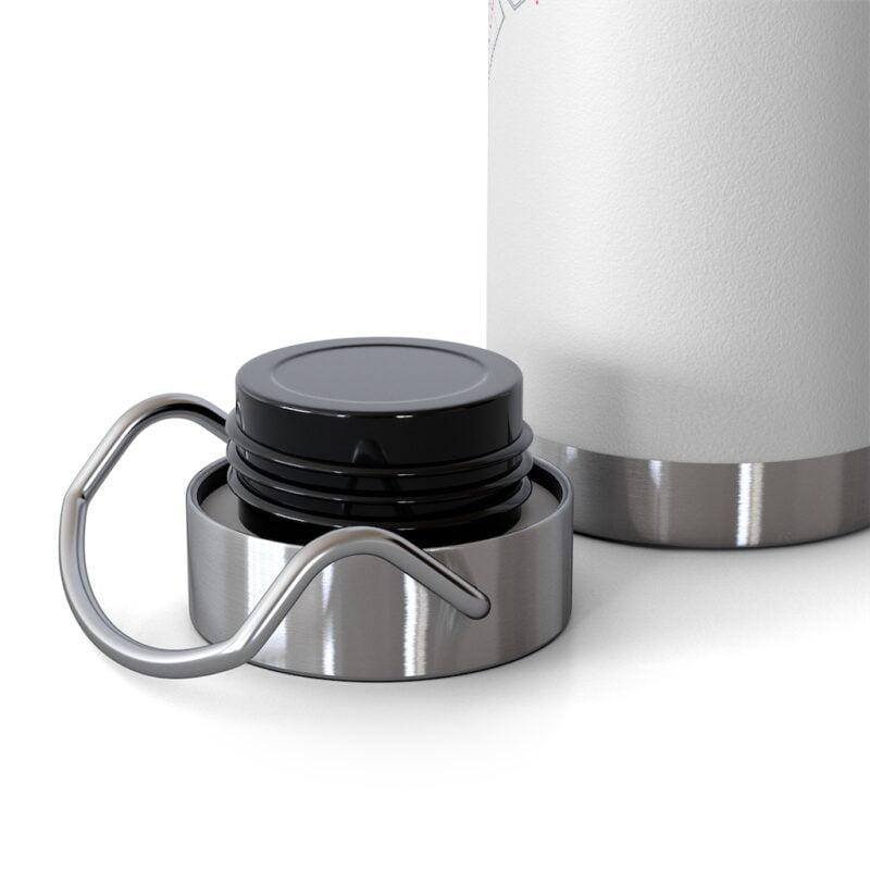 Bear Geometry Design Vacuum Insulated Bottle 10