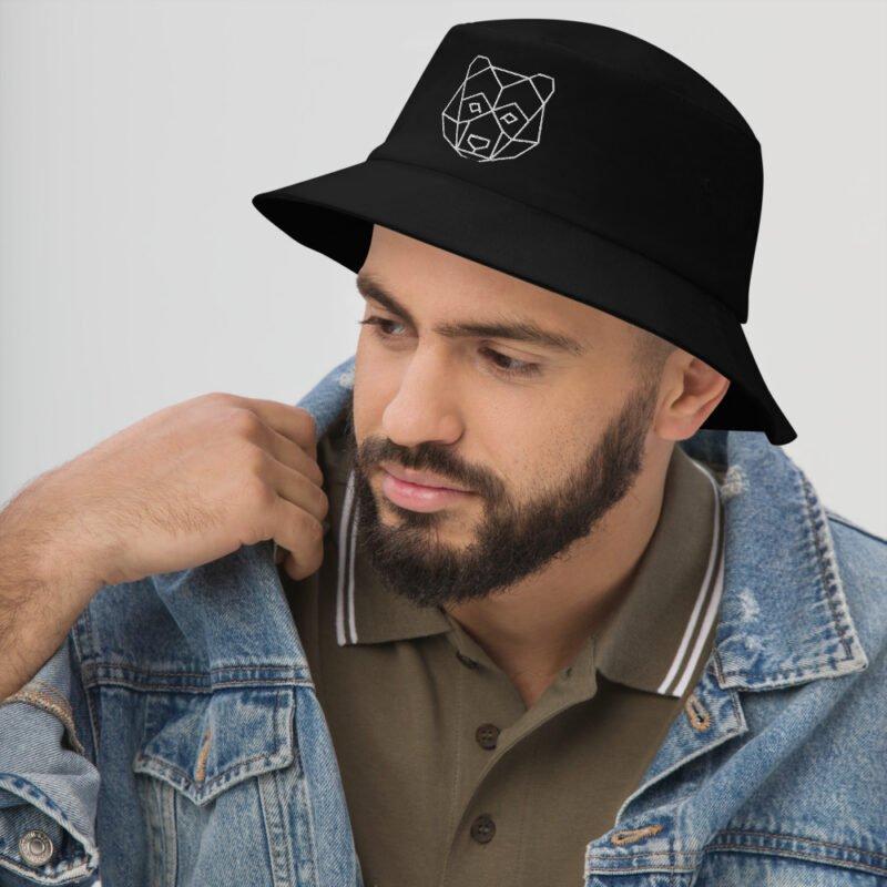 Bear Art Bucket Hat 2