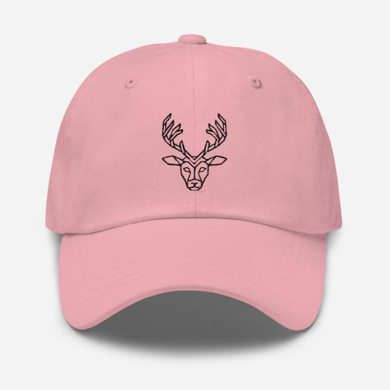 Deer Art Basketball Cap 5