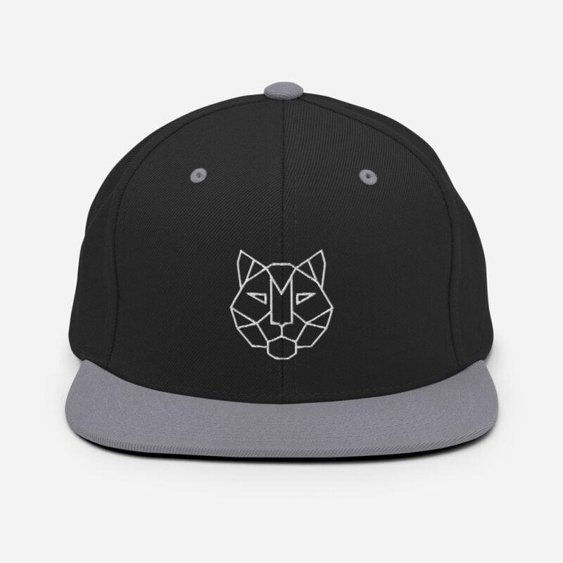Tiger 3D Puff Snapback Hat 7