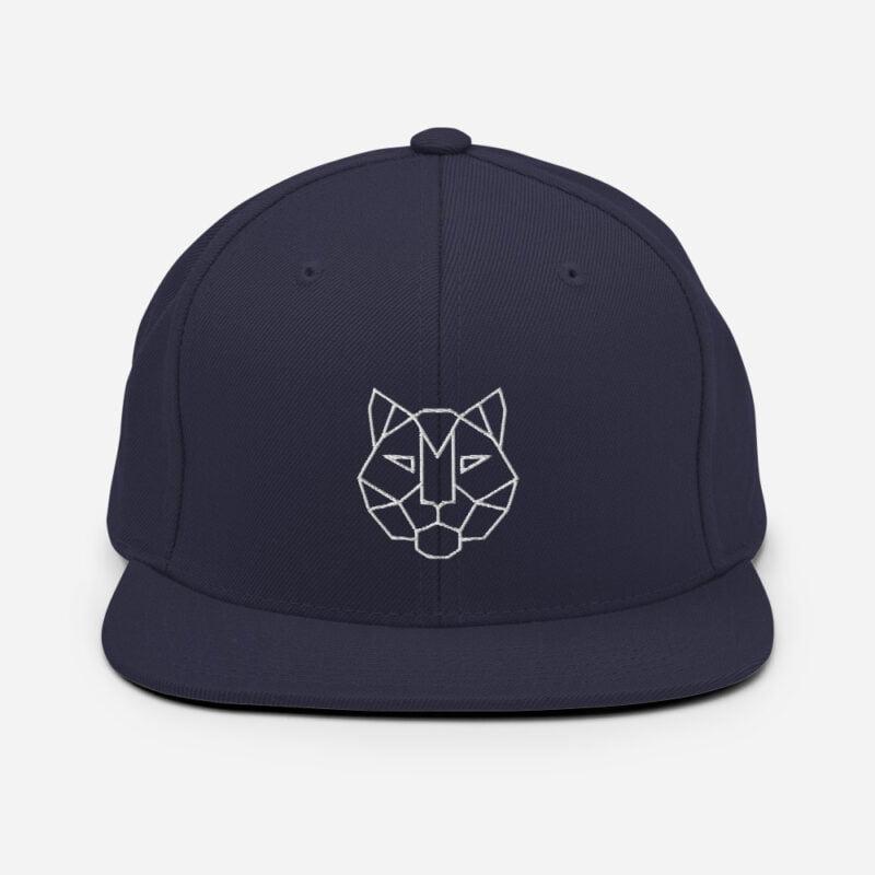 Tiger 3D Puff Snapback Hat 9