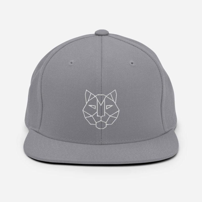 Tiger 3D Puff Snapback Hat 12