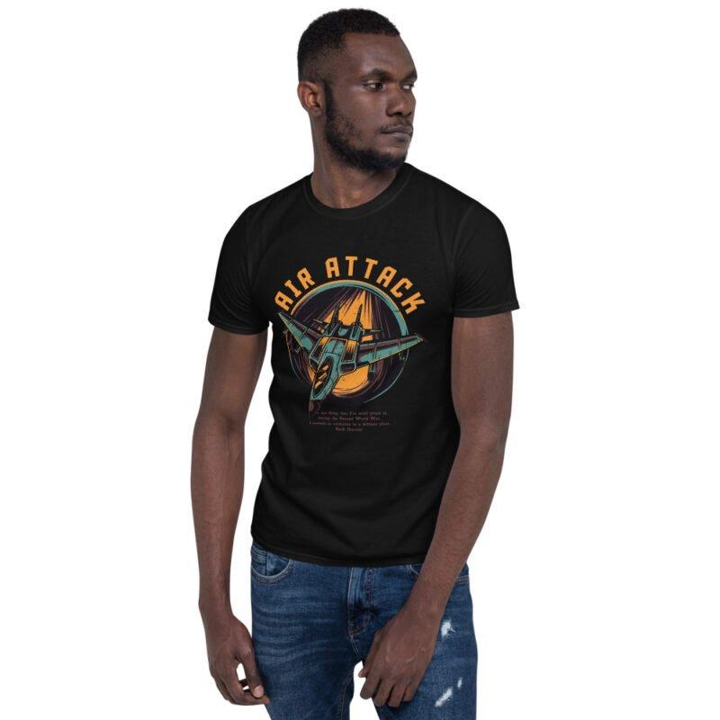 Air Attack Short-Sleeve Unisex T-Shirt 1