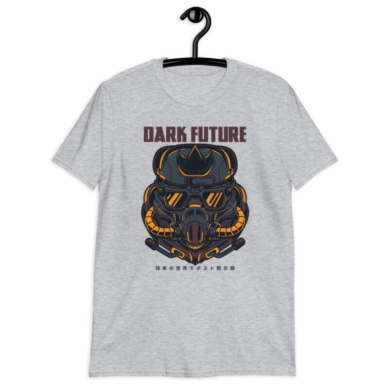 Dark Future Short-Sleeve Unisex T-Shirt 1