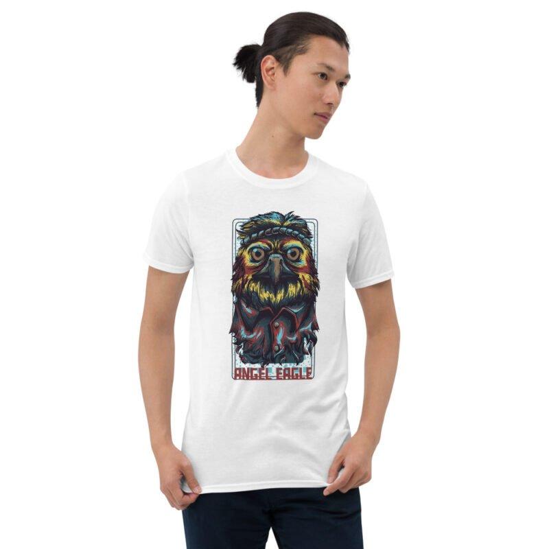 Angel Eagle Short-Sleeve Unisex T-Shirt 2