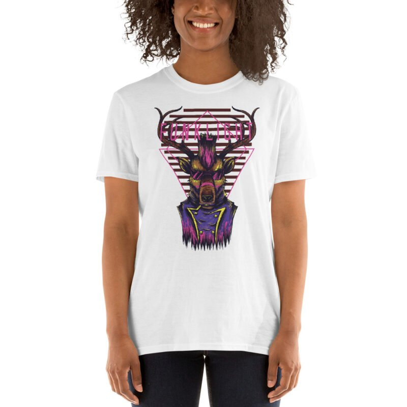Funk Light Short-Sleeve Unisex T-Shirt 2