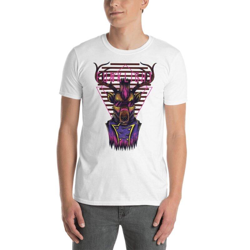 Funk Light Short-Sleeve Unisex T-Shirt 3