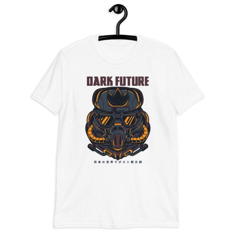 Dark Future Short-Sleeve Unisex T-Shirt 6