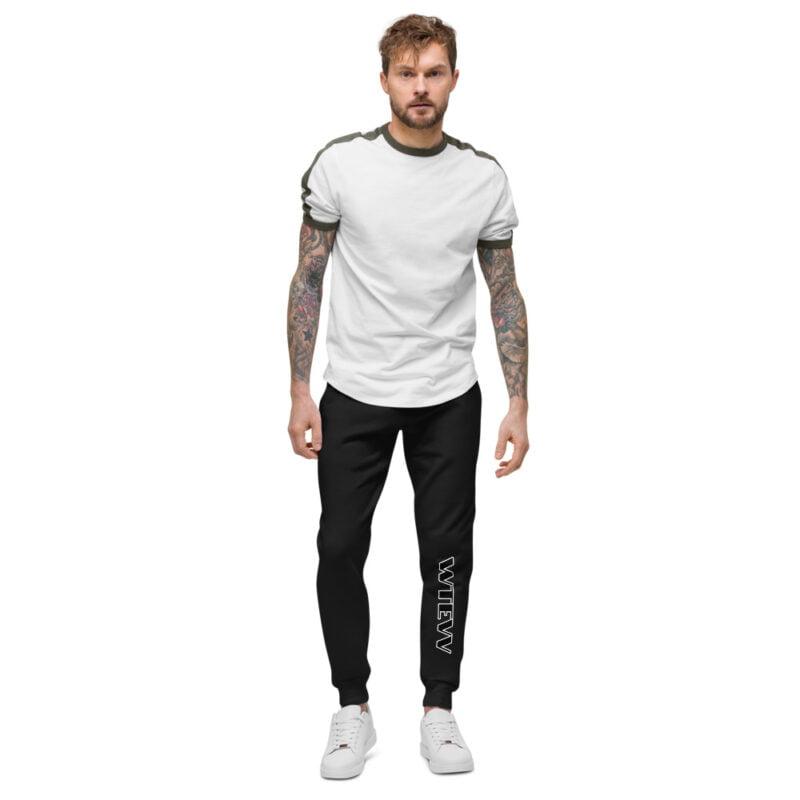 Wtevv Unisex fleece sweatpants 3