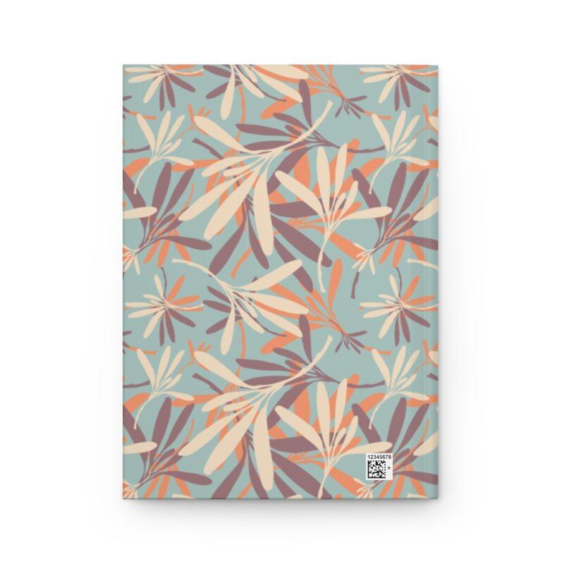 Grey Hardcover Journal Matte 2
