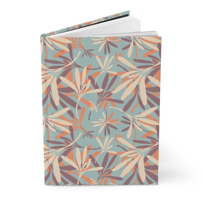 Grey Hardcover Journal Matte 3
