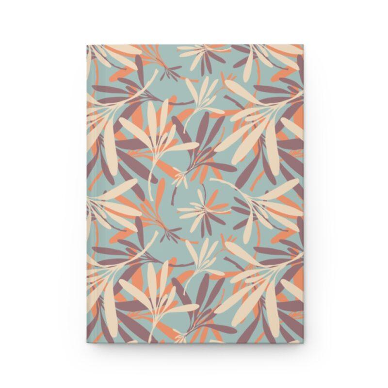 Grey Hardcover Journal Matte 1