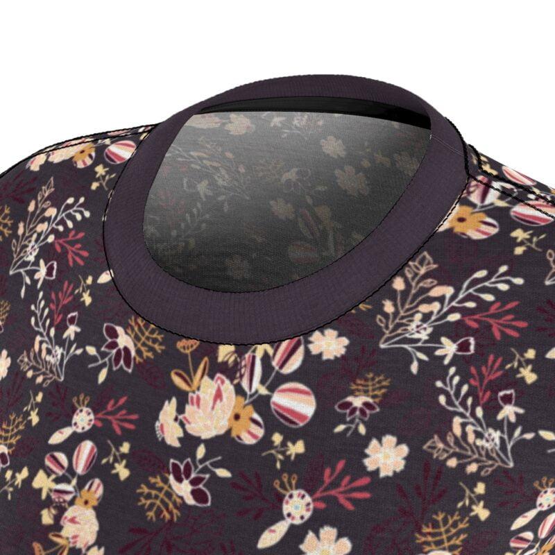 Bossa Nova Floral Women's All Over Print Tee 2