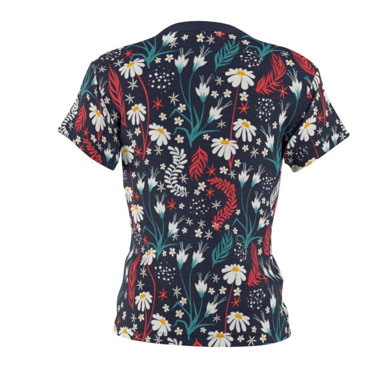 Valhalla Floral Women's All Over Print Tee 3