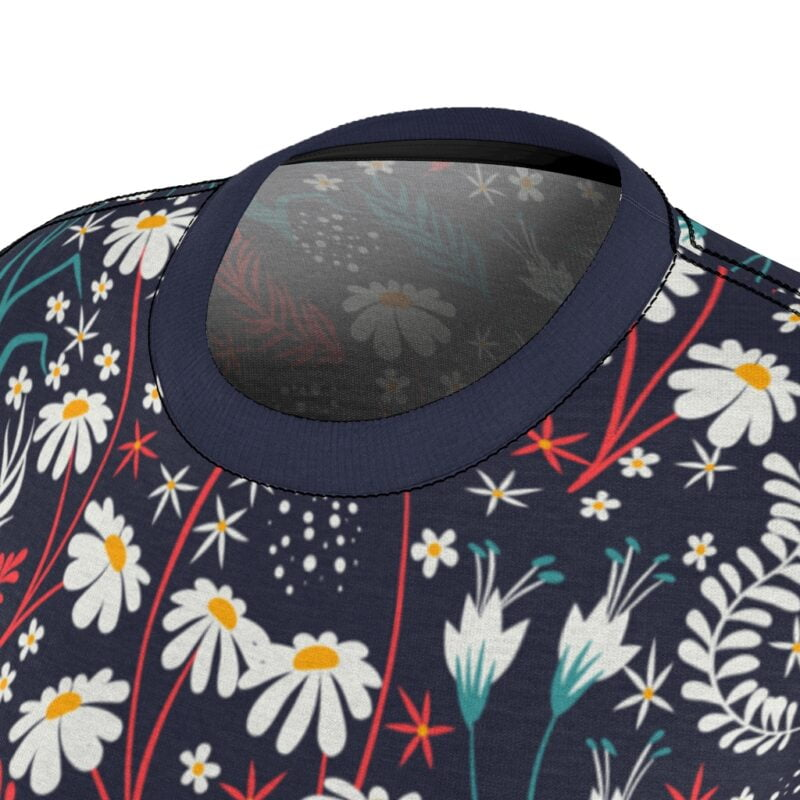 Valhalla Floral Women's All Over Print Tee 7