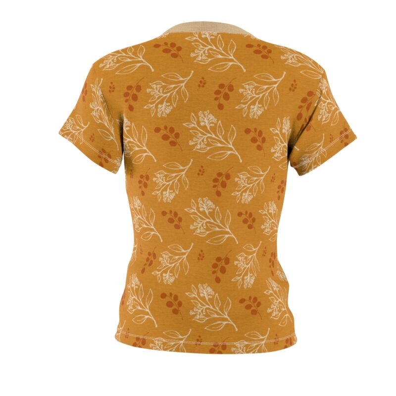 Buttercup Floral Women's All Over Print Tee 2