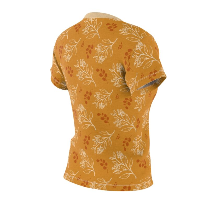 Buttercup Floral Women's All Over Print Tee 4