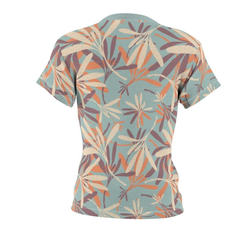 Opal Floral Women's All Over Print Tee 3