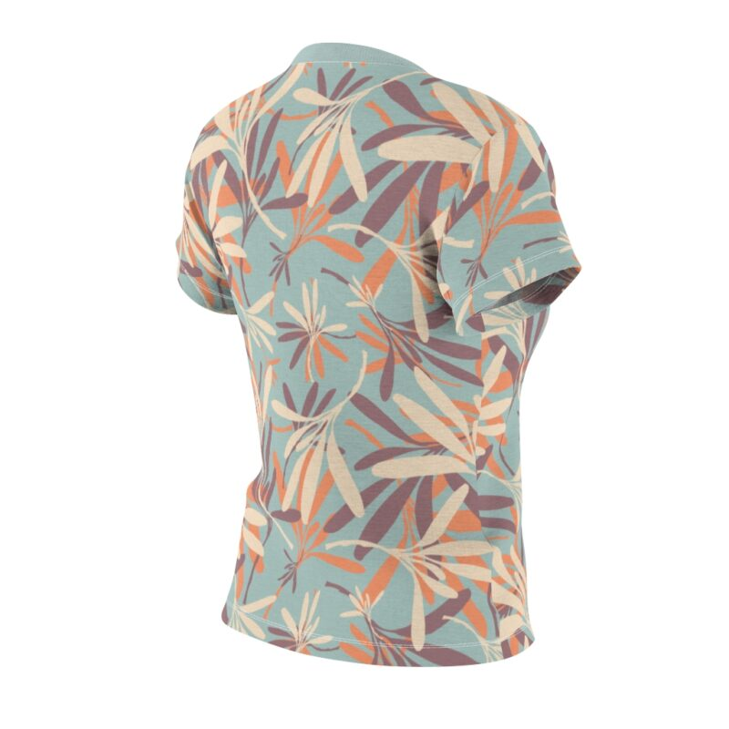 Opal Floral Women's All Over Print Tee 5